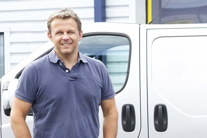 Timmerbedrijf H. van der Mark uit Amersfoort